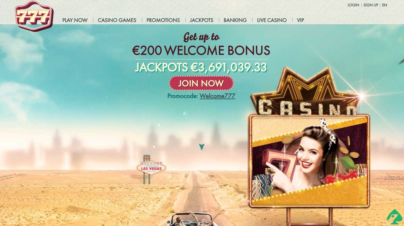 777 casino bonus codes