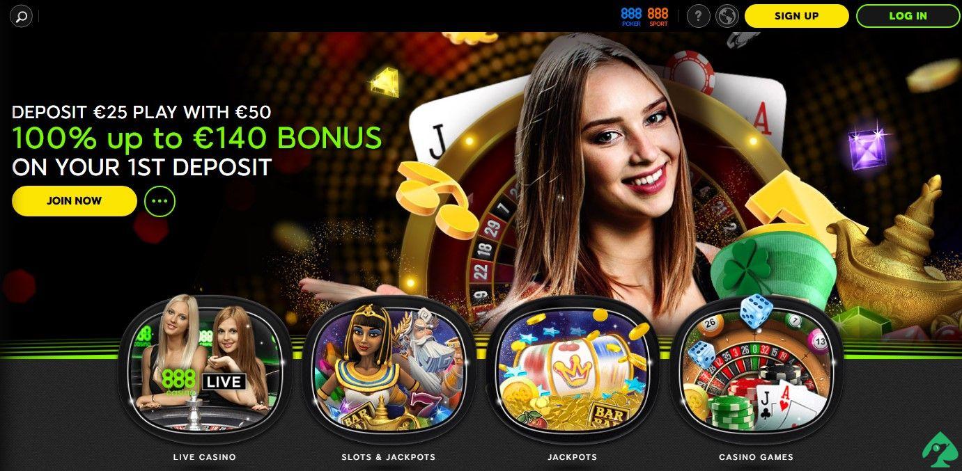 Casino 888 Bonus Code