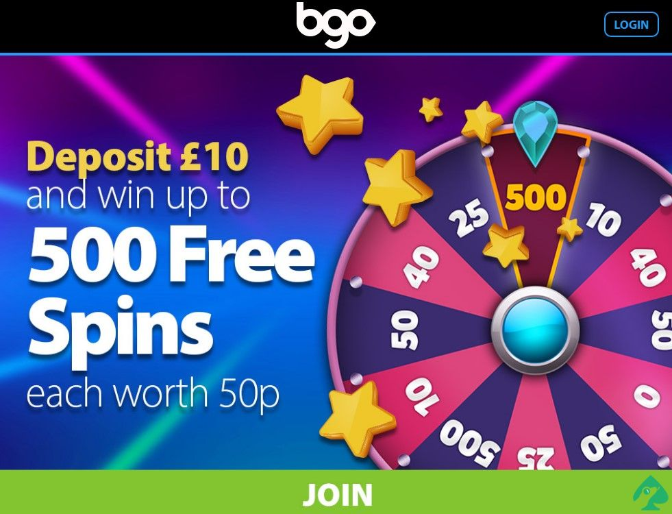 Offers and Bonus Codes from BGO Casino