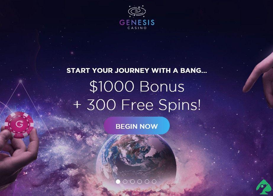 Genesis bonus codes