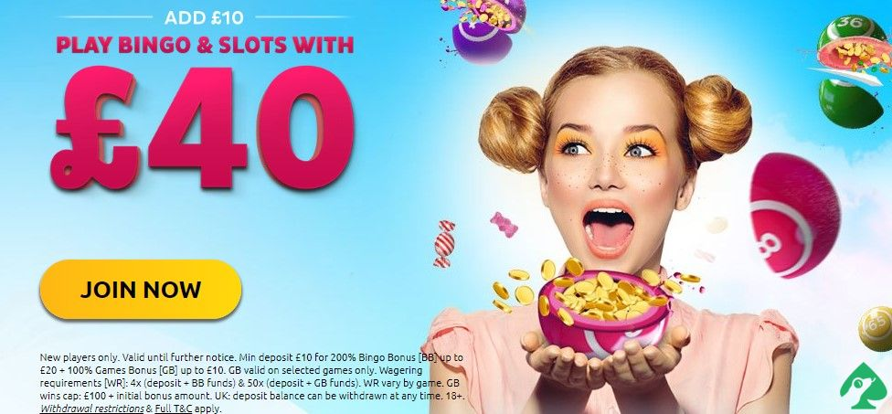 Sugar Bingo Promo Code