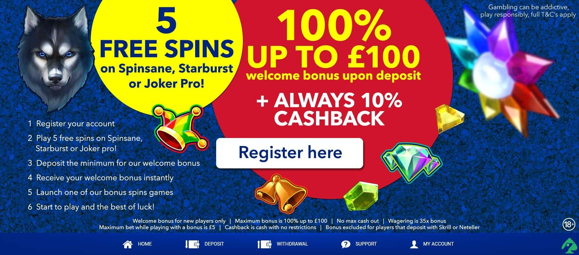 Allbritish Free Spins Code