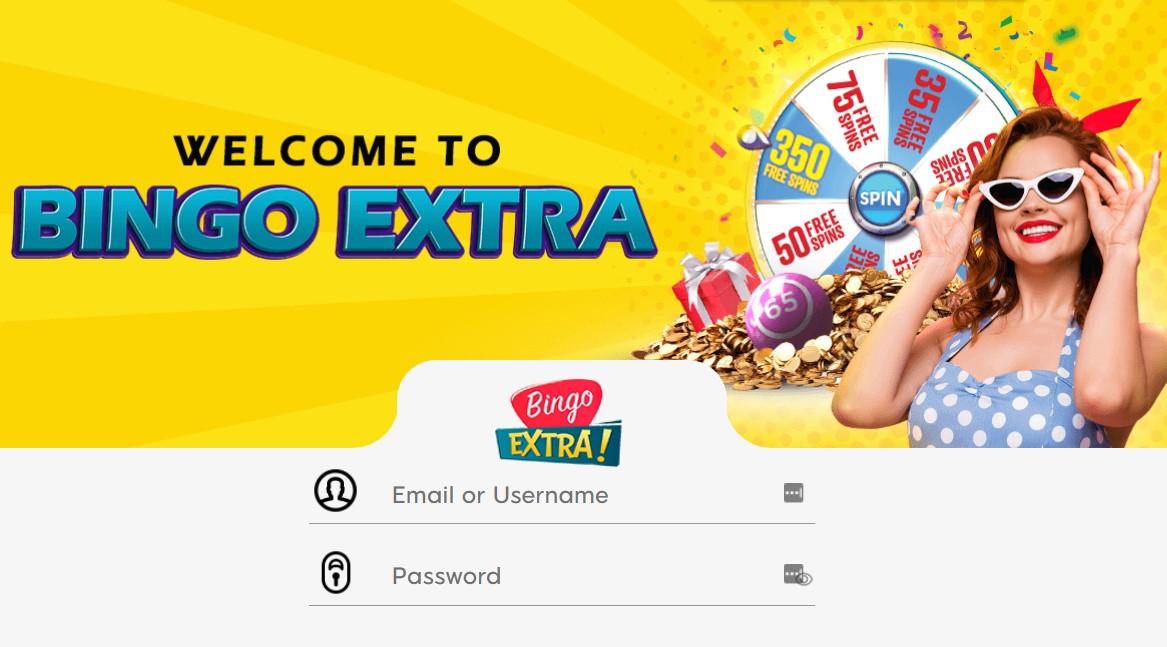 bingo extra free spins bonus codes