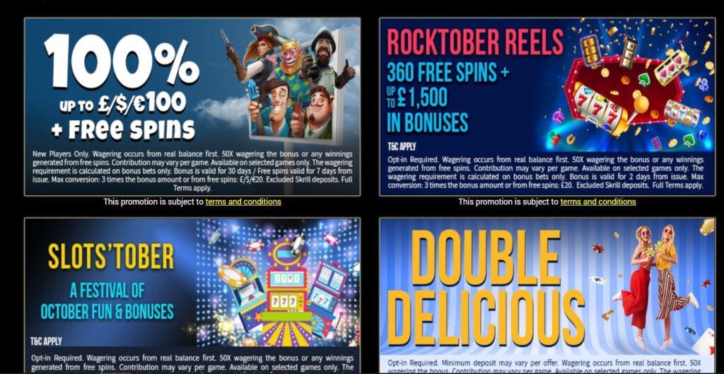 Casino promotions deals free casino slot play no downloads
