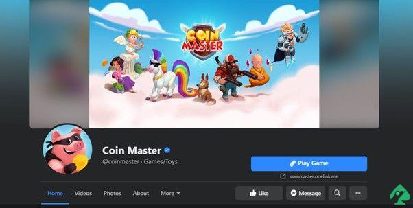 coin master facebook