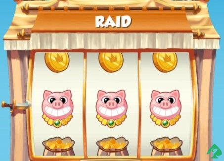 coin master pig bandit