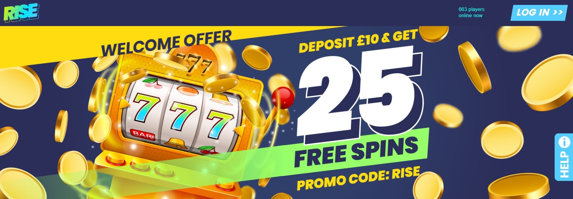 rise casino bonuses and promotions