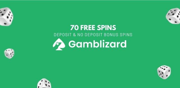70 free spins no deposit uk