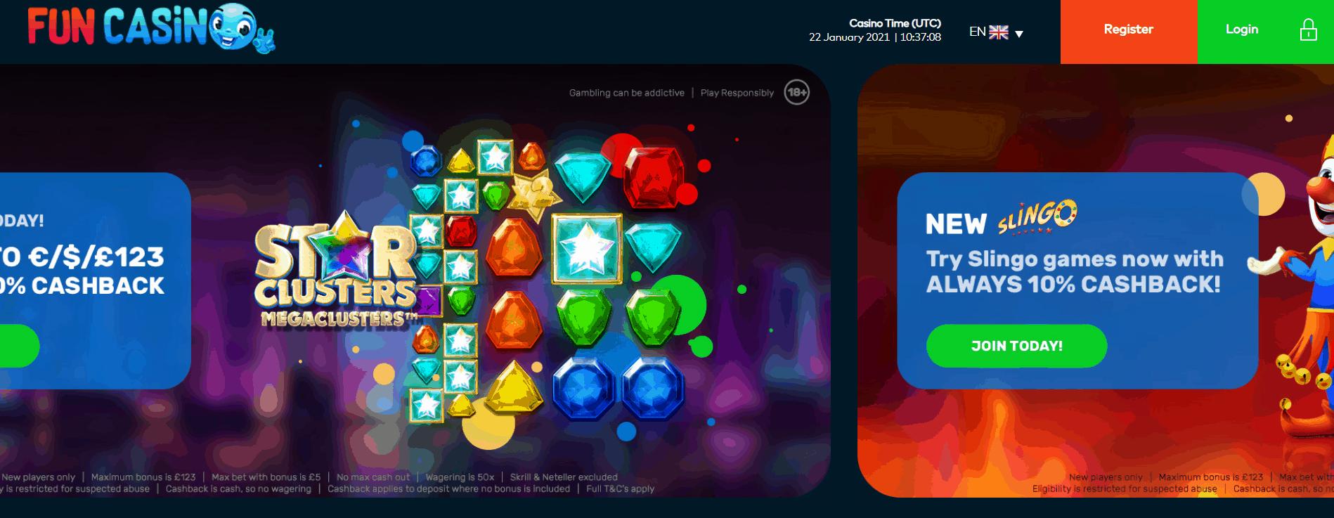 Fun Casino_Bonuses