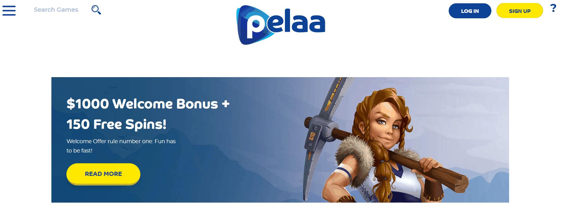 PelaaCasino Promotions