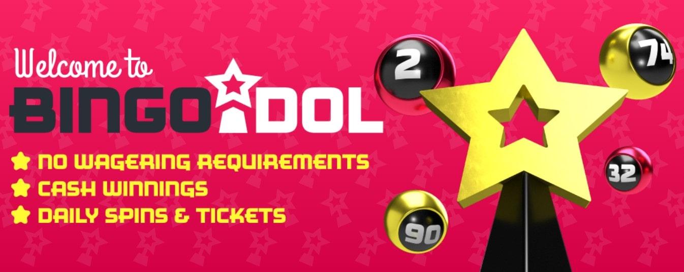bingo idol casino promotions