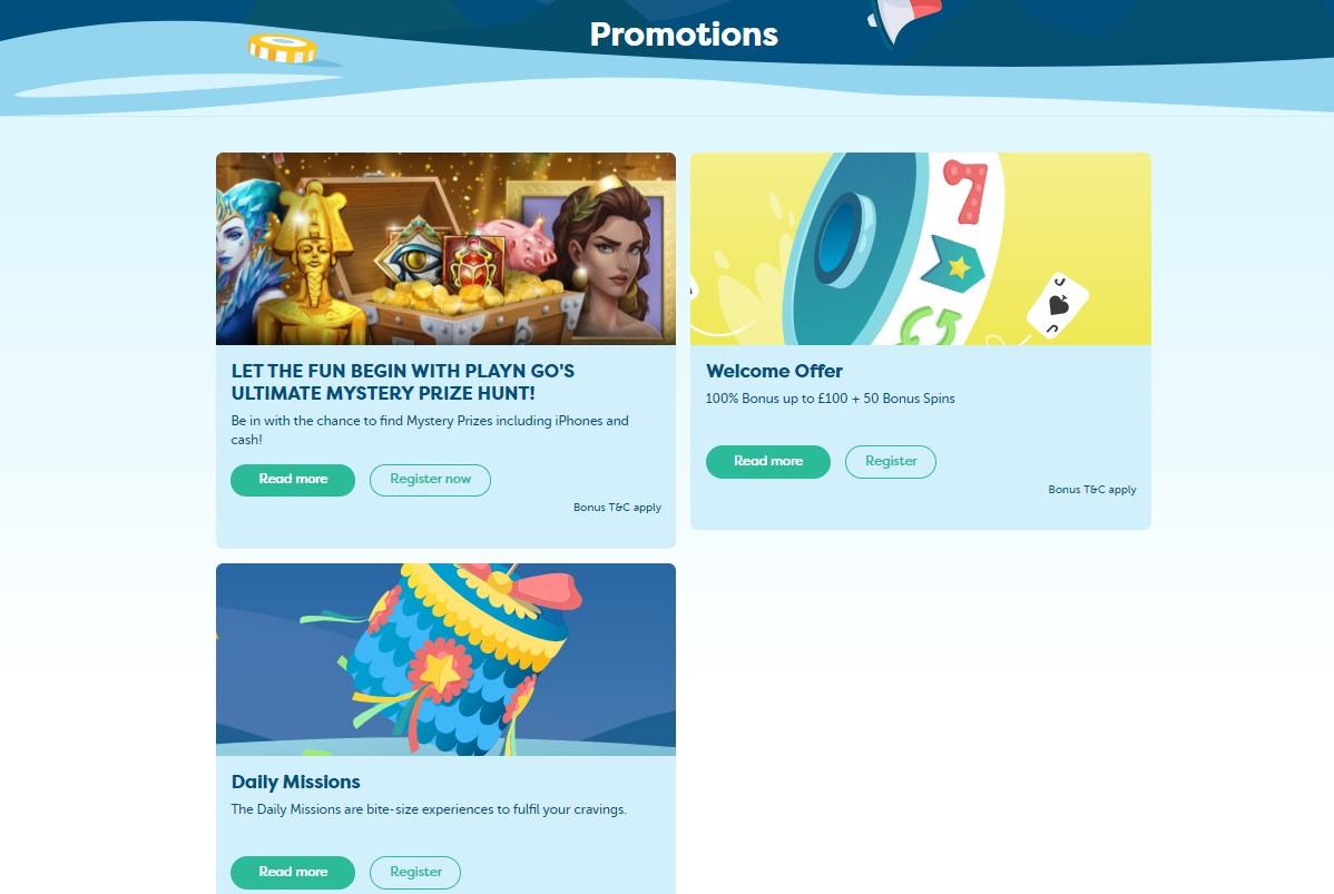 playfrank casino bonuses