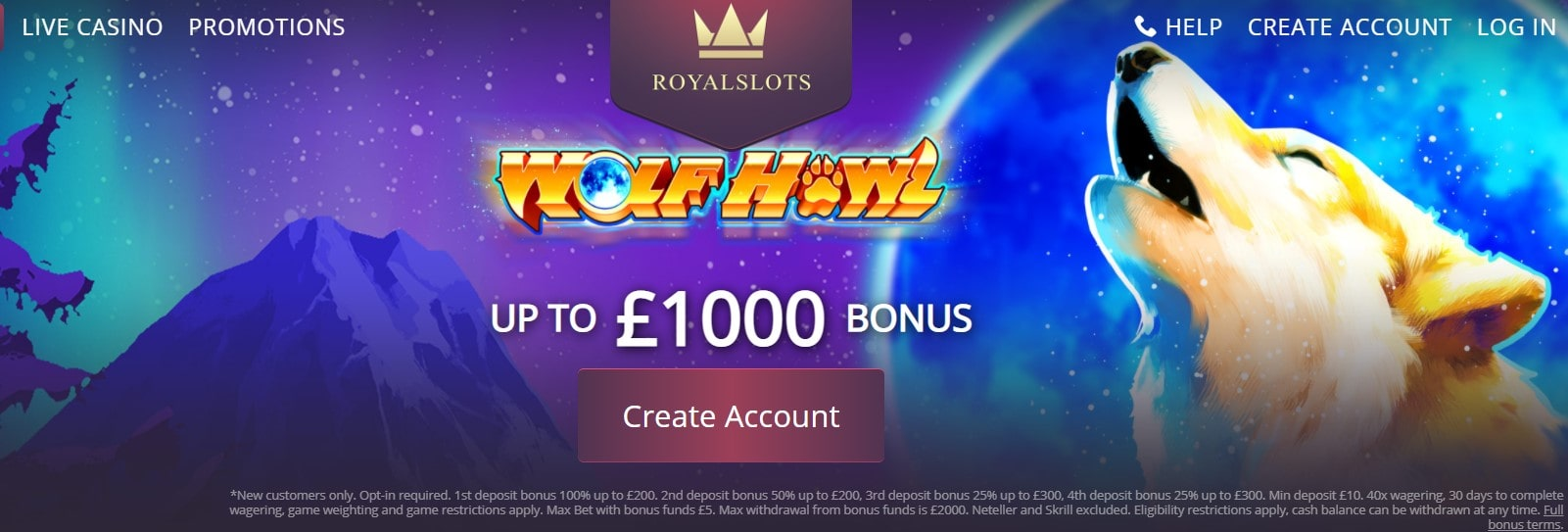royal slots casino promotions