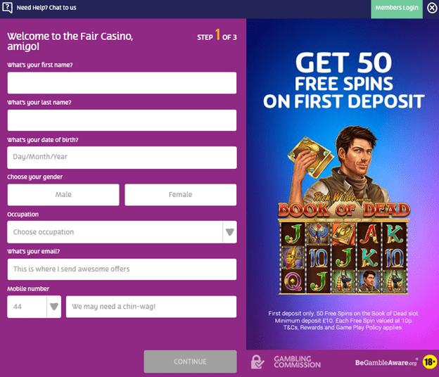 PlajOJOCasino Bonus offers