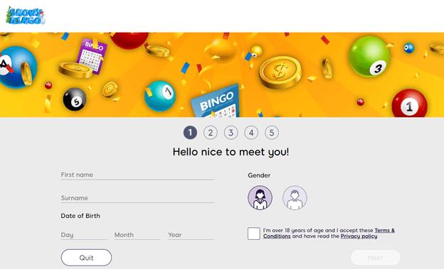 SnowyBingo signup bonus