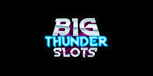 Big Thunder Slots coupons and bonus codes for new customers
