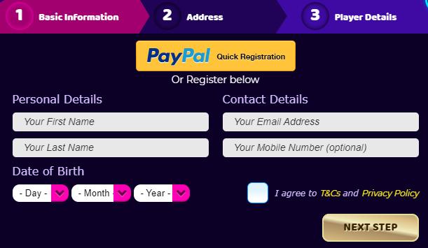 Cash Arcade sign up bonus