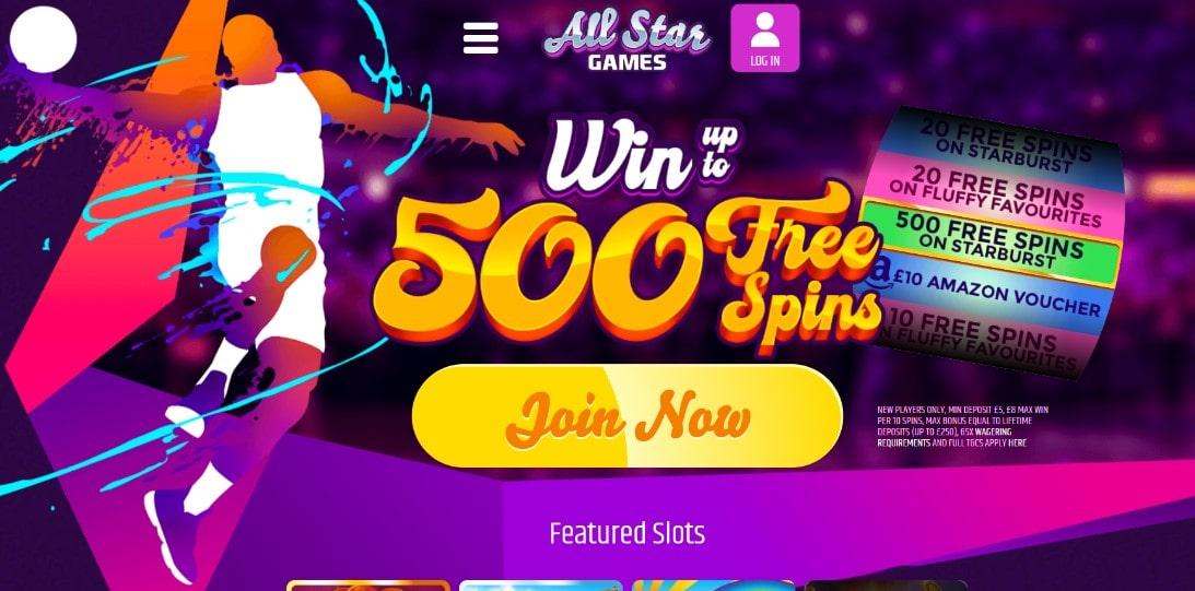 all star casino