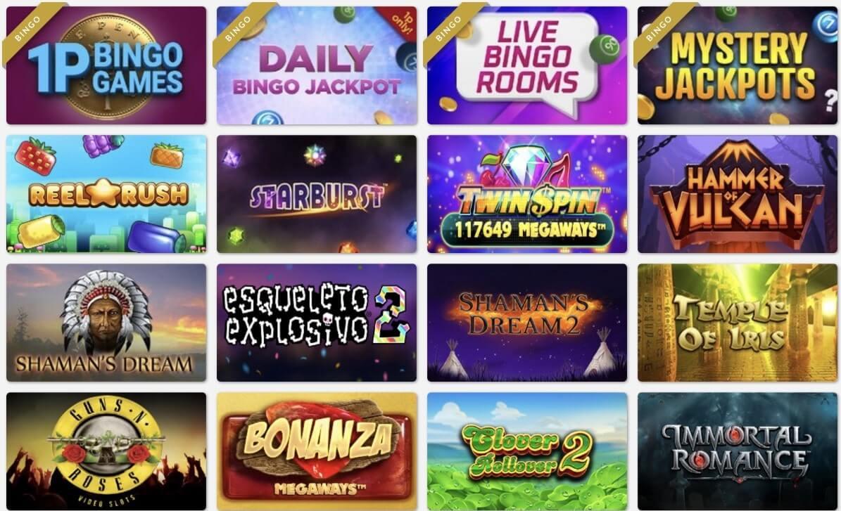 Polo Bingo games