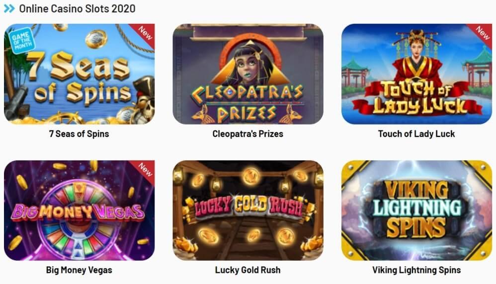 casino 2020 slots