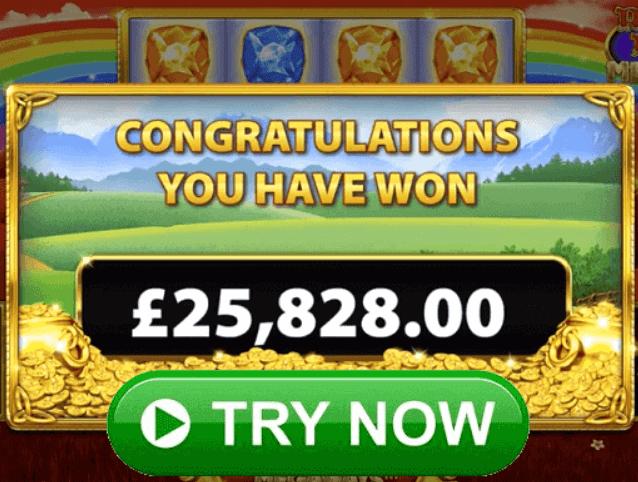Rainbow Riches Slot bonus codes