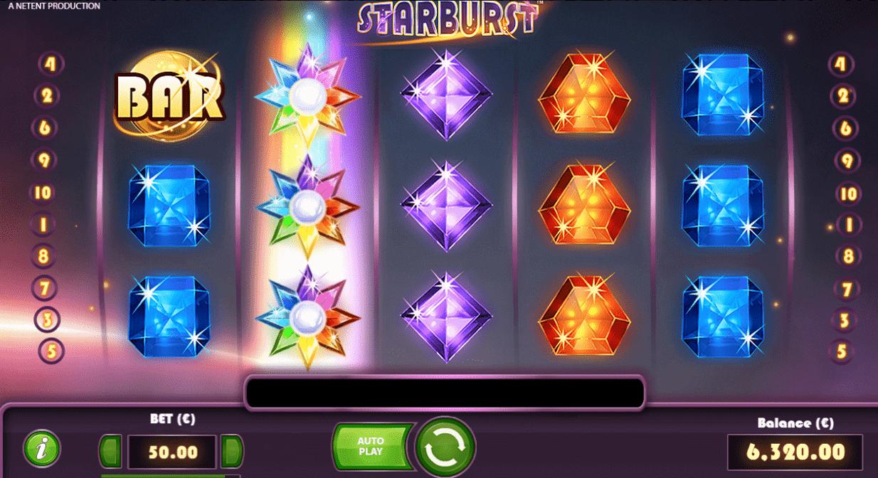 Starburst no deposit bonus codes