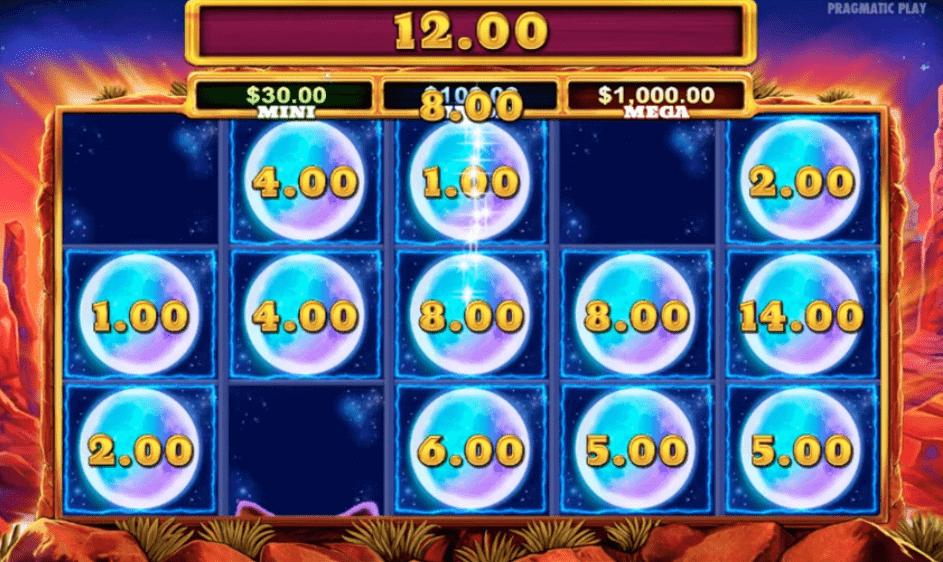 Wolf Gold no deposit bonus spins
