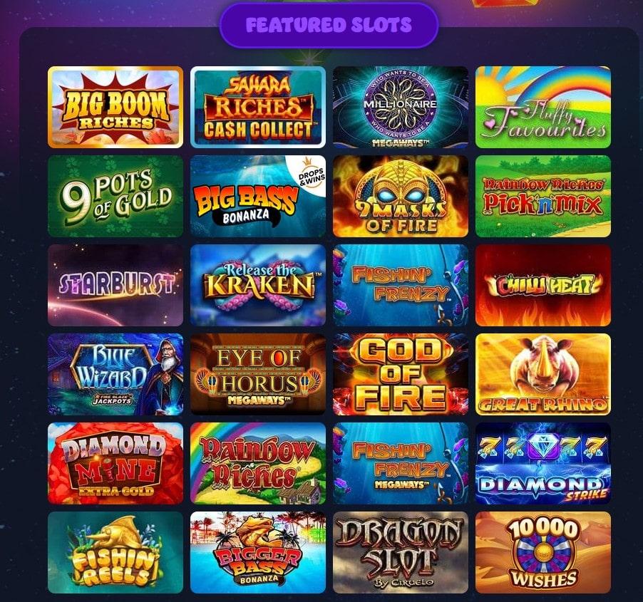 crystalslots casino slot games