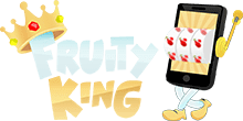 Fruity King Casino coupons and bonus codes for new customers