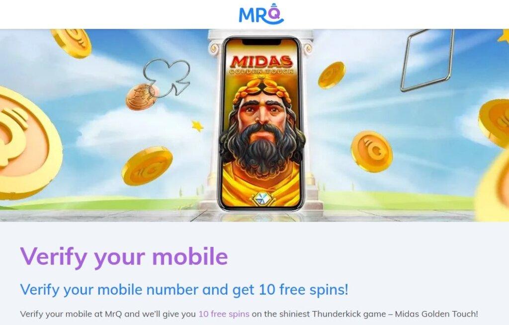mrq casino no deposit bonus spins