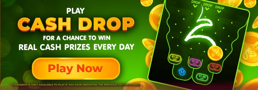 simba slots cash drop