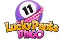 Lucky Pants Bingo coupons and bonus codes for new customers